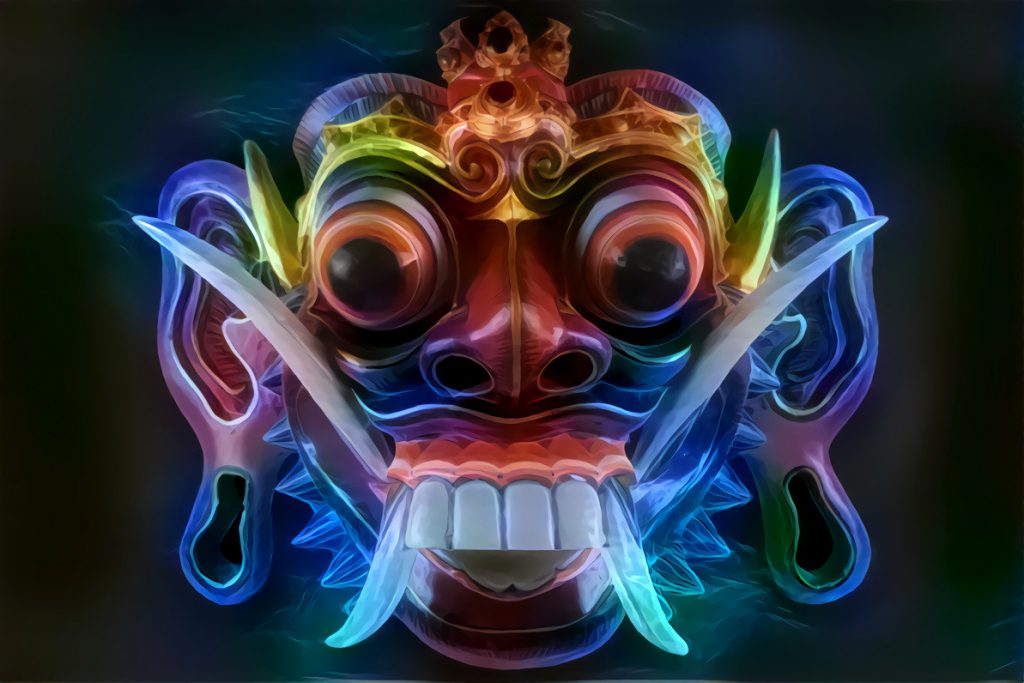 Deep Dream Bali, edited by Rein Bijlsma