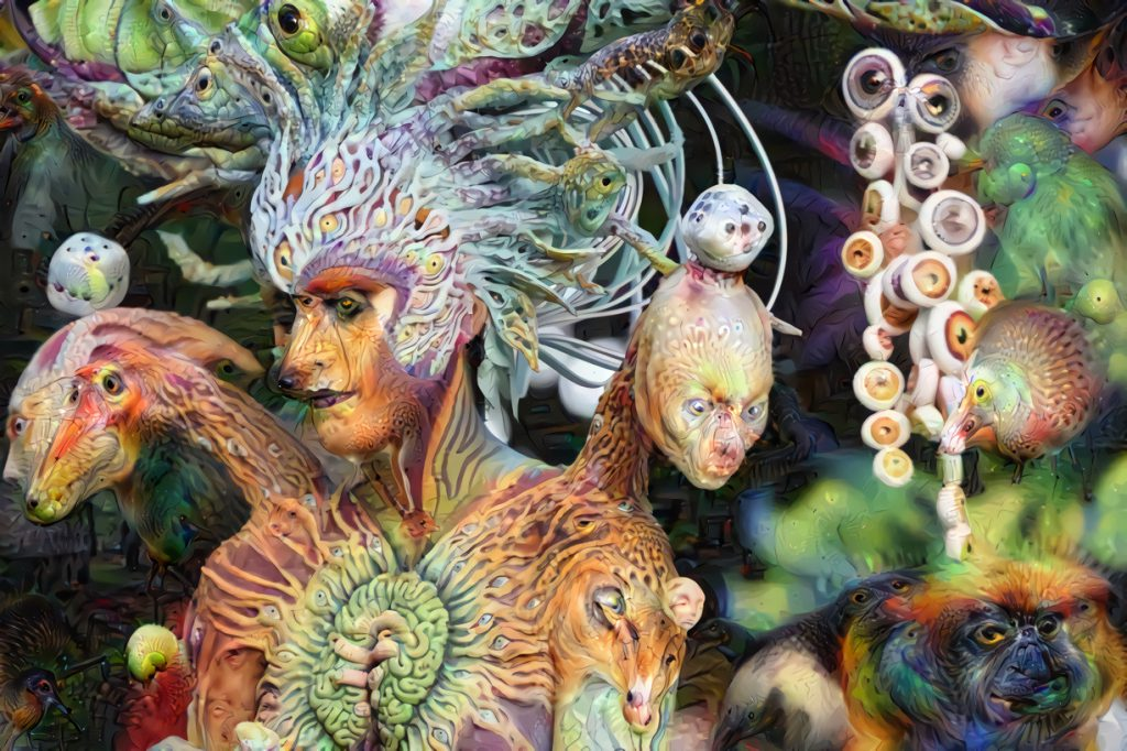 Deep Dream Carnaval, edited by Rein Bijlsma